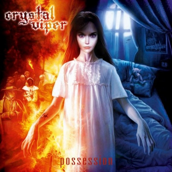Crystal Viper - Possession - 2013