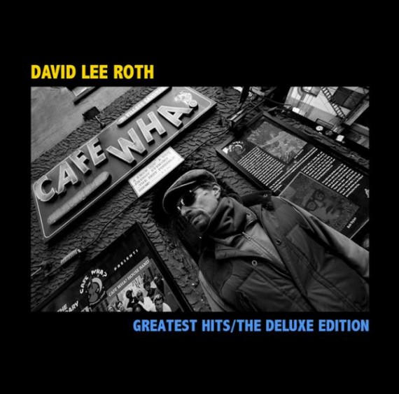 David Lee Roth - greatest hits - 2013