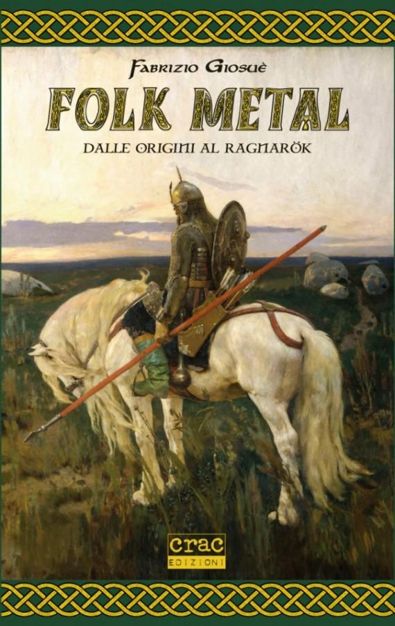 folk metal - dalle origini al ragnarok - copertina libro - 2013