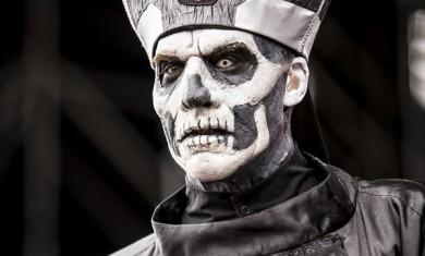 ghost - papa emeritus live milano - 2013