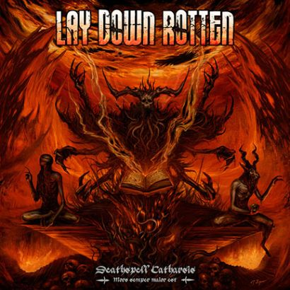 lay down rotten - Deathspell Catharsis - 2013
