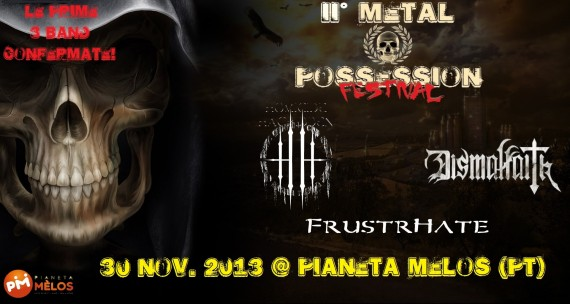 metal possession fest - locandina 2 - 2013