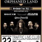 Orphaned Land + Klone – Roma