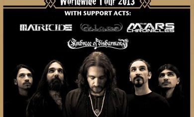 orphaned land - roma 2013