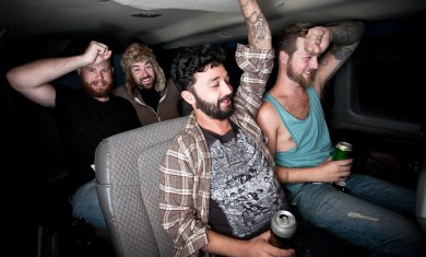 protest the hero - band - 2013