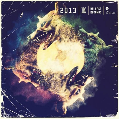 relapse records compilation autunno 2013