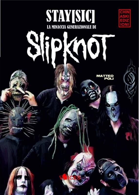 Slipknot - StaySic - copertina libro