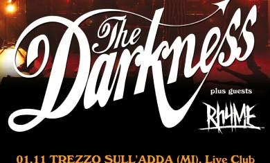 the darkness - locandina italia - 2013