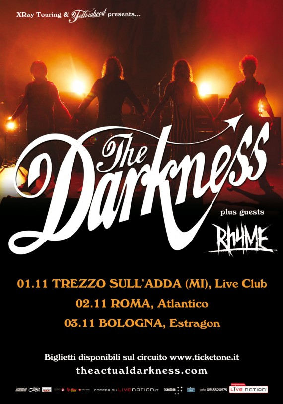 the darkness - locandina italia - 2013