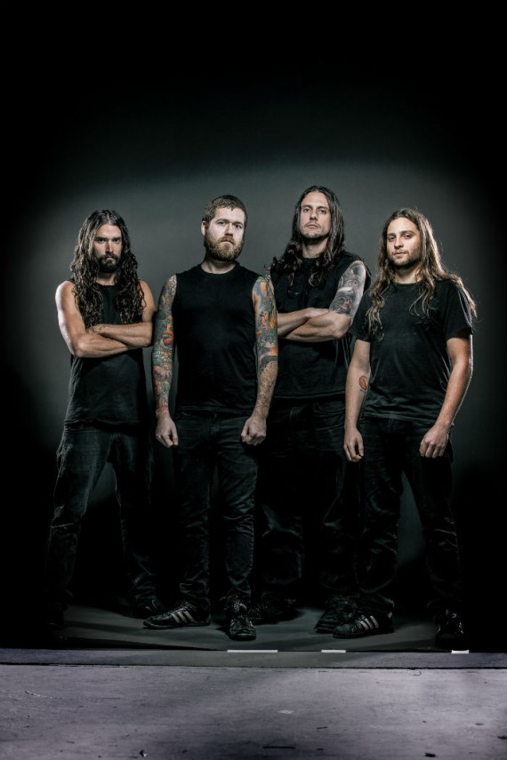 Revocation - band - 2013