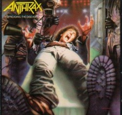 ANTHRAX - Spreading The Disease - 1985