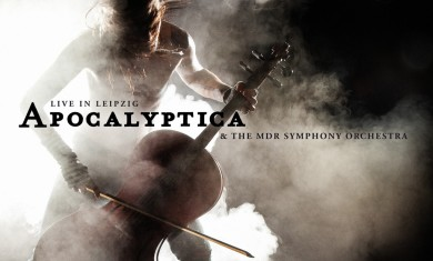 APOCALYPTICA - Wagner Reloaded - Live in Leipzig - 2013