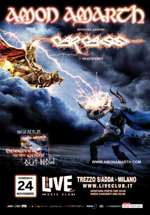 Amon-Amarth-Carcass-live-newsletter-2013-