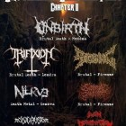 Unbirth + Trifixion + Sickening + Suicidal Causticity + Olocausto + Pain Domination