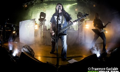 Carcass - Live Club - 2013