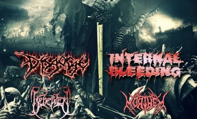 DIsgorge - flyer colony - 2013