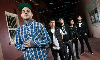 EMMURE - band - 2013