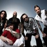 Five Finger Death Punch - Band Newsletter - 2013
