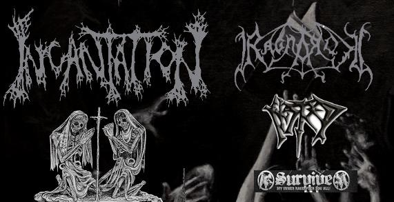 INCANTATION - Live - 2013