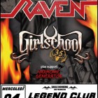 Raven + Girlschool + Harmonic Generator
