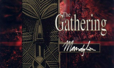 The Gathering - Mandylion - Front cover
