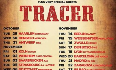 Tracer and The Answer European Tour 2013