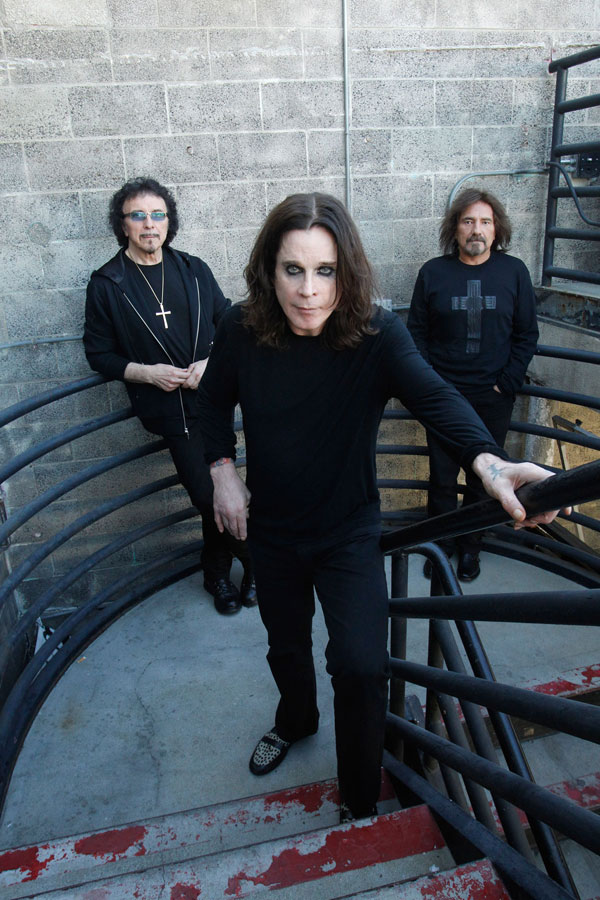 BLACK SABBATH: video dalle prove per il tour, Tommy Clufetos alla batteria