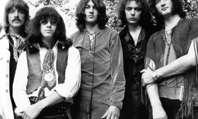 deep purple - band - 1968