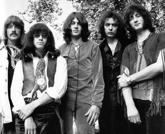 deep purple - band - 1968