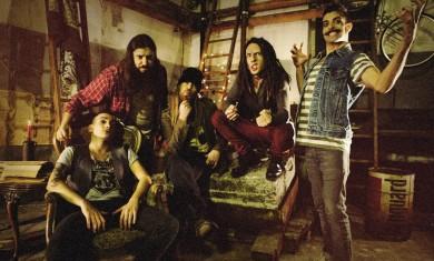 destrage - band - 2013
