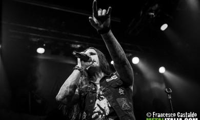 Joke Berg - Hardcore Superstar Live 2013