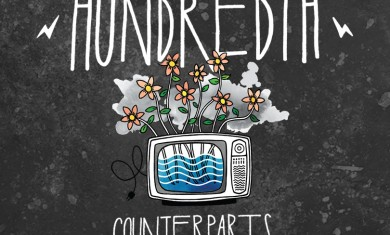 hundredth - counterparts - tour 2014