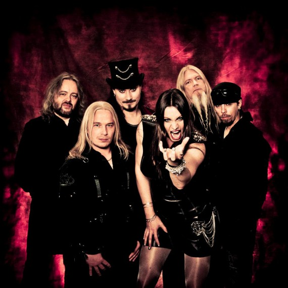nightwish- interview - 2013