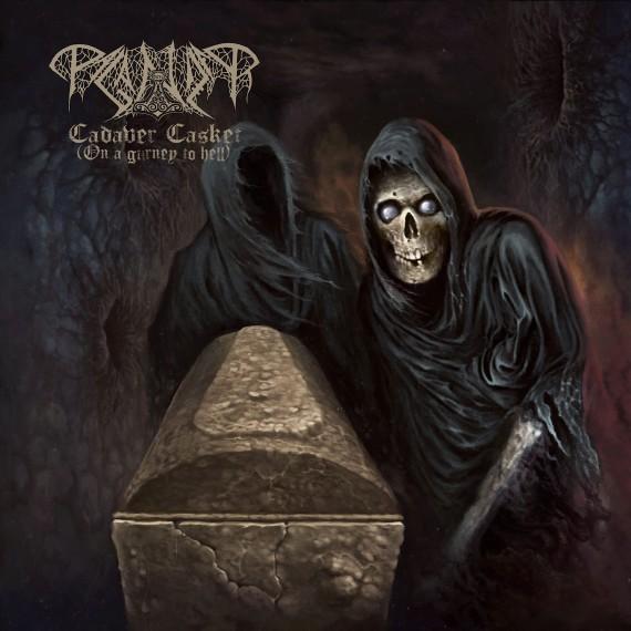 paganizer - Cadaver Casket - 2013