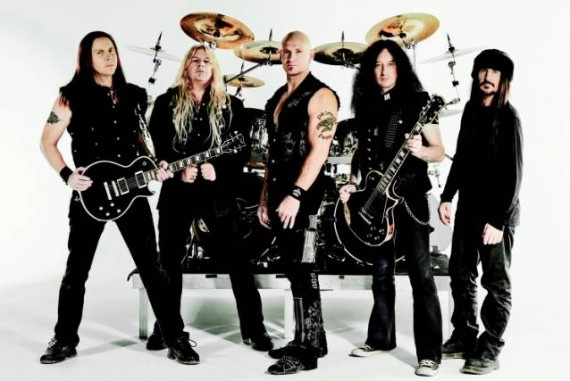 primal fear - band - 2013