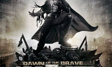 van canto - dawn of the brave - copertina - 2013