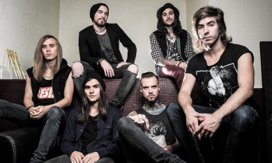 BETRAYING THE MARTYRS - band - 2013