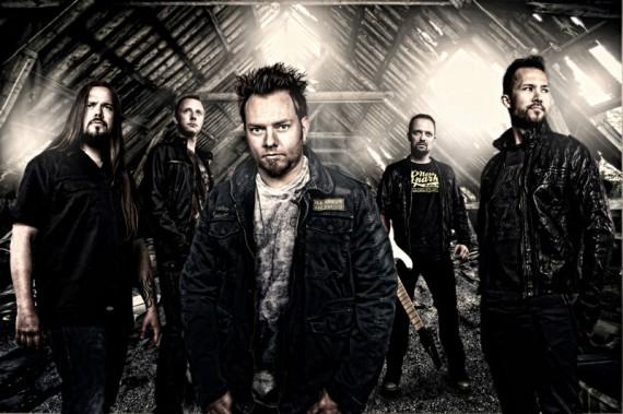 Circus Maximus - band - 2013