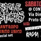 Cripple Bastards + Hyaena Rabid + Carlos Dunga + Nido Di Vespe