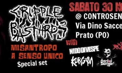 Cripple Bastards Prato 2013