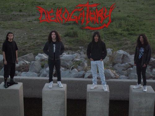 DEROGATORY - Band - 2013