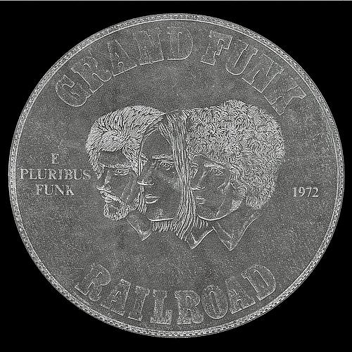 Grand Funk Railroad - Front - 1971