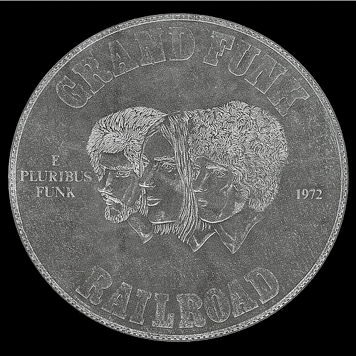 Grand Funk Railroad - Front - 1971