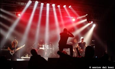 Unearth - Bologna - 2013