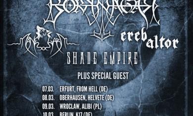 borknagar - tour poster - 2014
