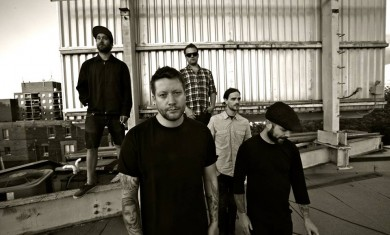 comeback kid - band - 2013
