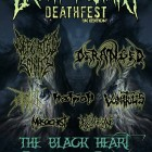 Defeated Sanity + Deranged + Putridity + Natron + Vomitous