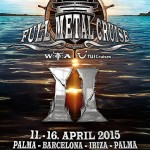 FULL METAL CRUISE 2015: la crociera metal sbarca in Spagna