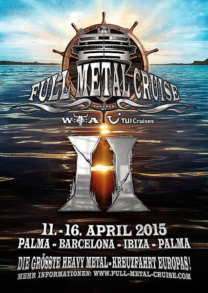 full metal cruise 2015 spain