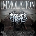 Immolation + Broken Hope + Sweetest Devilry + Eufobia – Brescia